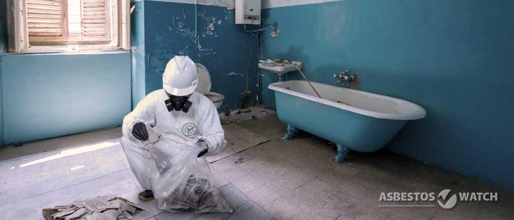 removing asbestos in Gladstone