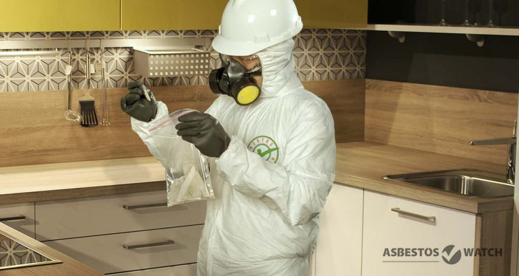 asbestos material testing and sampling in Gladstone
