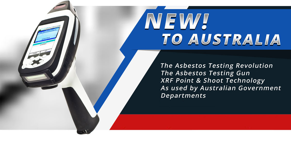 Testing gun for asbestos in Asbestos Watch Gladstone